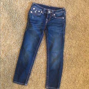Girls True Religion Jeans 7